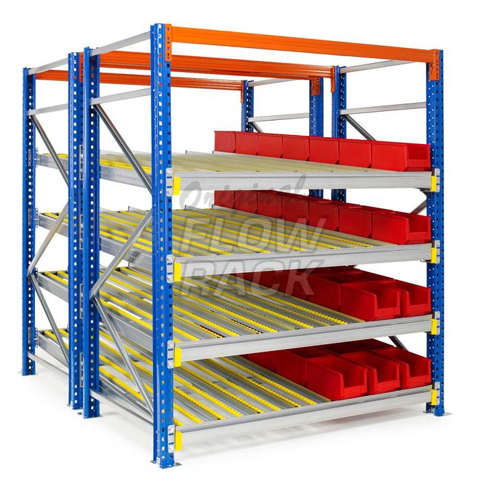 flow rack shelving